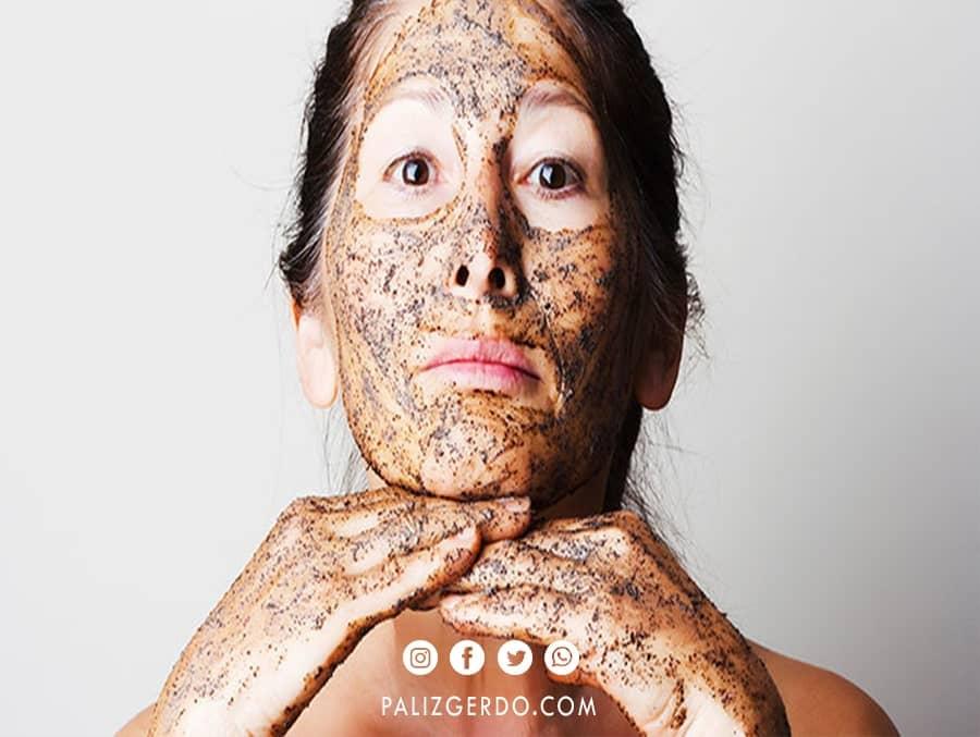 درمان خشکی پوست با برگ گردو