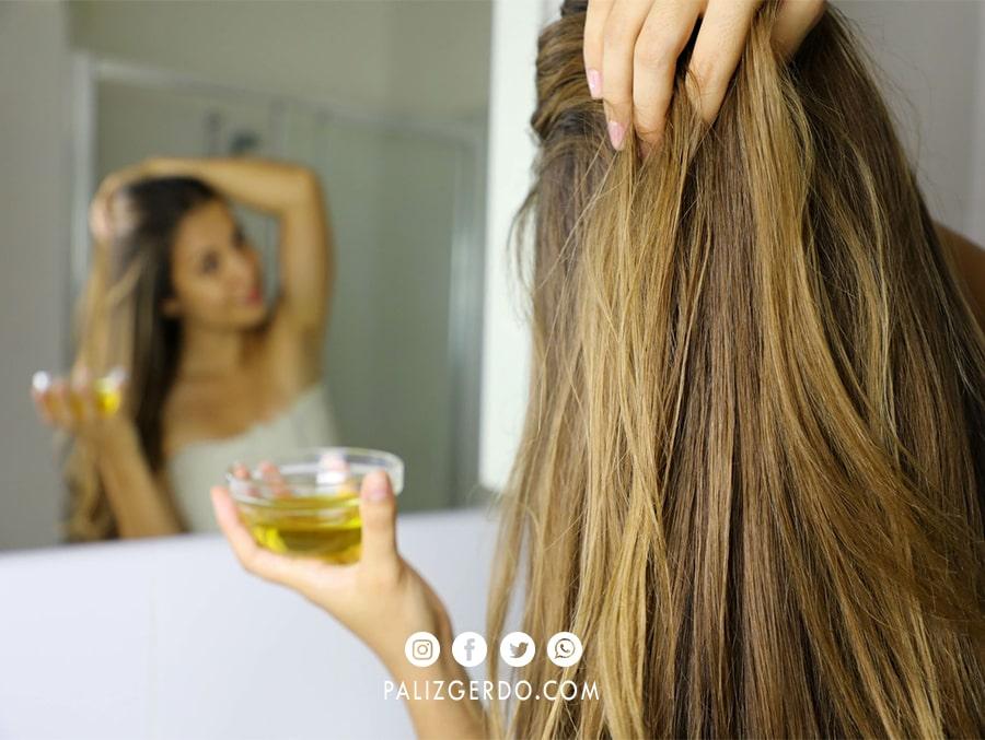 فواید روغن گردو برای ریزش مو
